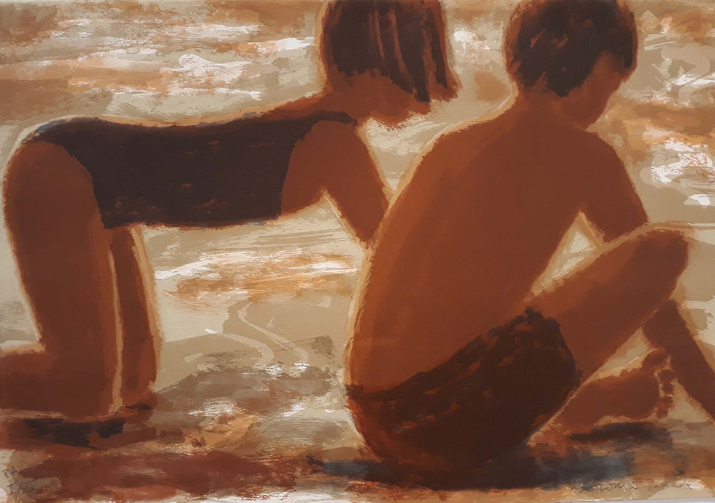 Nens a la platja - 2000
