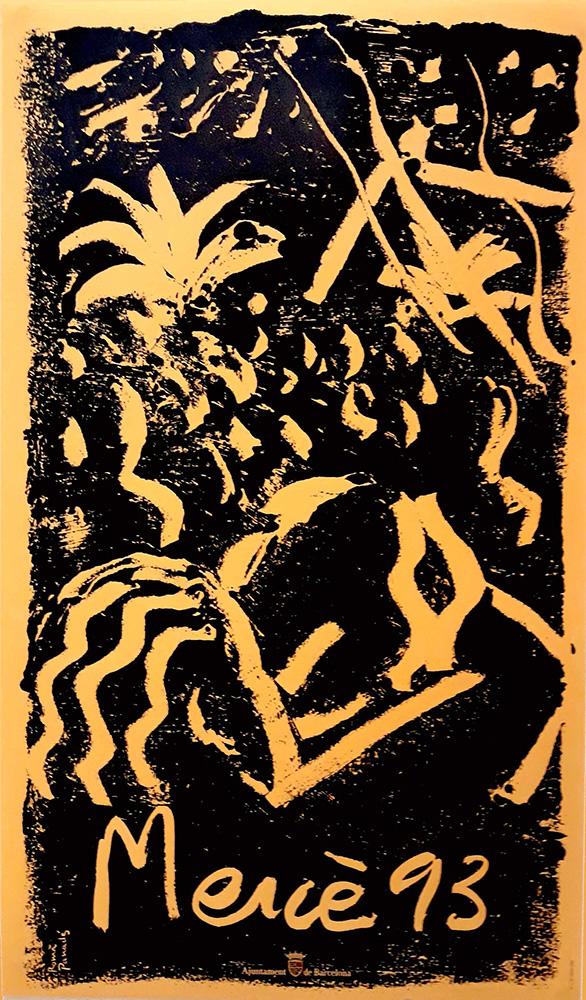 Mercè - 1993 - Poster